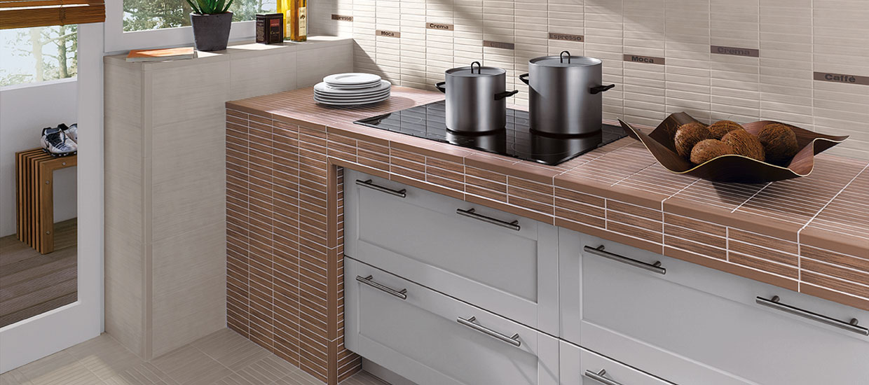 Küchen-Fliesen – robust, hygienisch, praktisch, schön